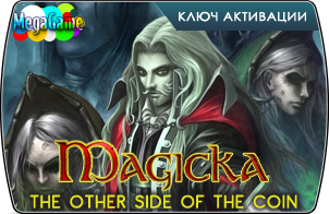 Ключ активации игры Magicka: The Other Side of the Coin